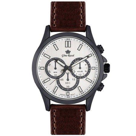 Zegarek męski Gino Rossi 8071A-3B5