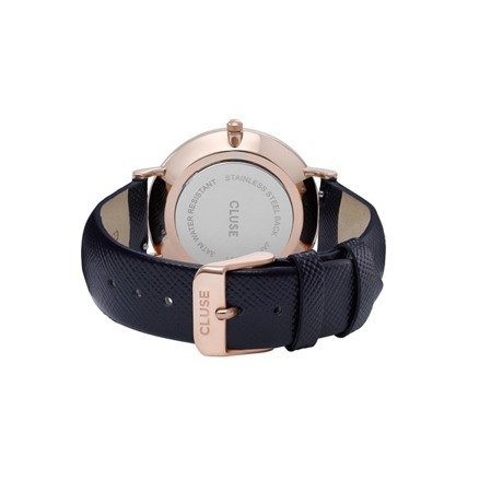 Cluse La Bohème Rose Gold White/Midnight Blue CL18029
