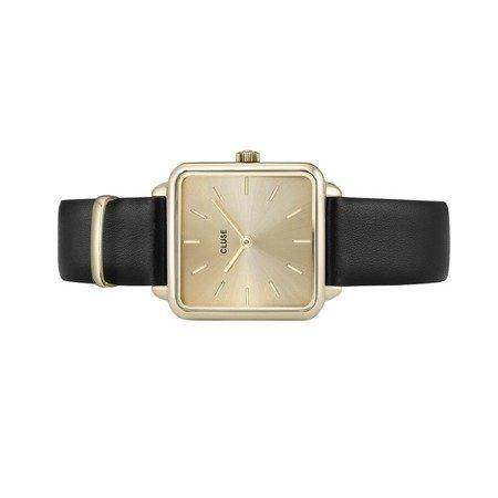Cluse La  Tetragone Gold Black Gold CL60004