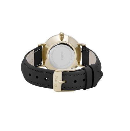 Zegarek damski Cluse Minuit Gold White/Black CL30019