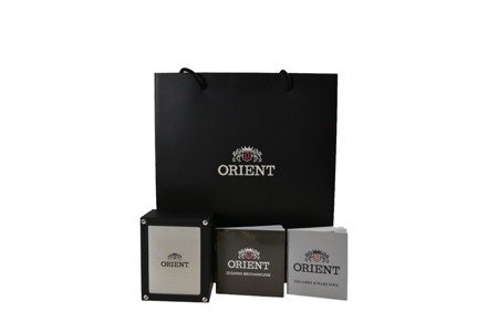 ORIENT Quartz Classic Gents Light Powered FVD12004B0