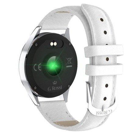Smartwatch zegarek Gino Rossi SWBF2-3C1-1 Bransoleta + Pasek