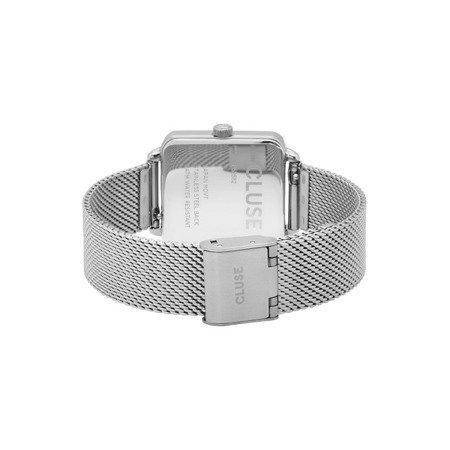 Zegarek damski Cluse La Tetragone Silver CL60012