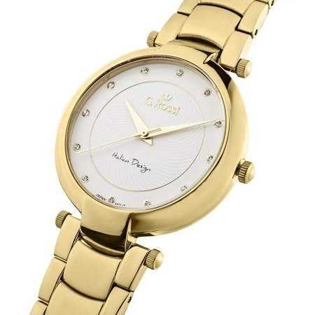 Zegarek damski G.Rossi 11382B-3D1