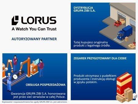 Zegarek damski Lorus RG201RX9
