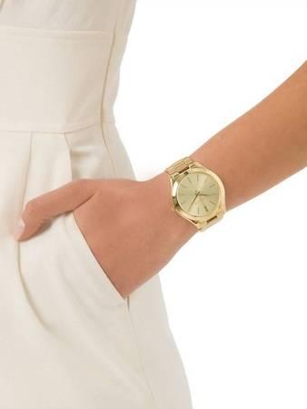 Zegarek damski Michael Kors MK3179 SLIM RUNWAY