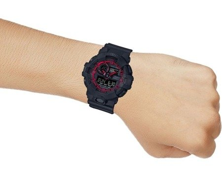 Zegarek męski Casio G-SHOCK GA-700SE-1A4