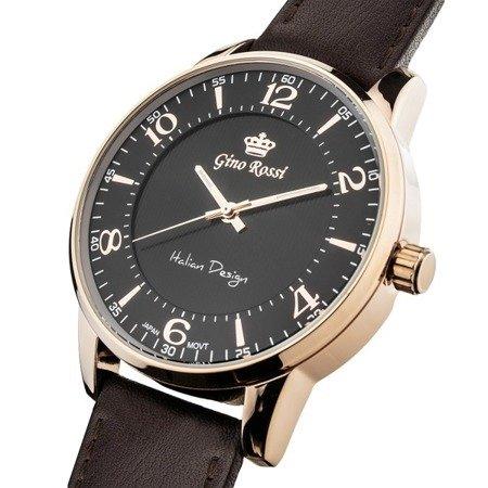 Zegarek męski Gino Rossi 3093A-1B1
