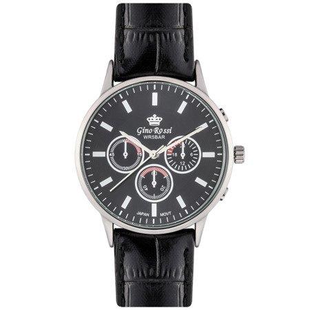 Zegarek męski Gino Rossi 8185A-1A1