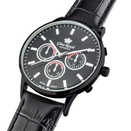 Zegarek męski Gino Rossi 8185A-1A2