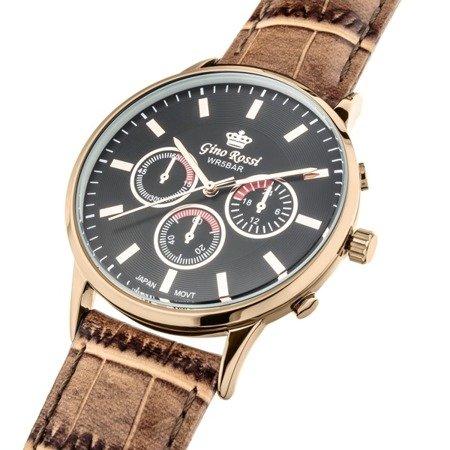 Zegarek męski Gino Rossi 8185A-1B1