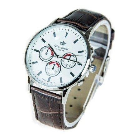 Zegarek męski Gino Rossi 8185A-3B1