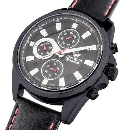 Zegarek męski Gino Rossi Premium S1122A-1A3