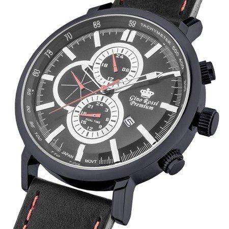 Zegarek męski Gino Rossi Premium S520A-1A3