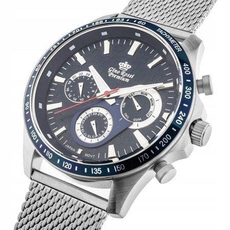 Zegarek męski Gino Rossi Premium S523B-6C1