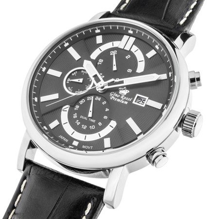 Zegarek męski Gino Rossi Premium S623A-1A1