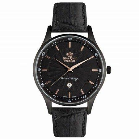 Zegarek męski Gino Rossi Premium S8886A-1A2