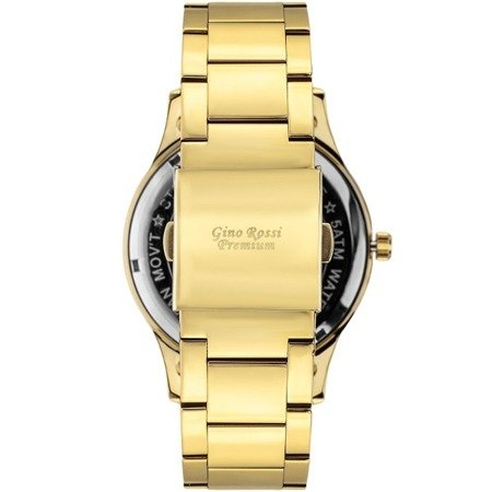 Zegarek męski Gino Rossi Premium S8886B-3D1